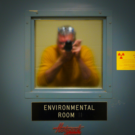 Nuclear Medicine Chamber Entrance
